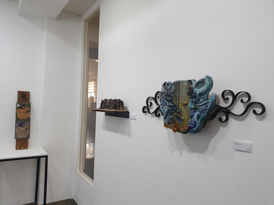 공주 이미정갤러리, '2020 공암 국제도자교류' 展 2