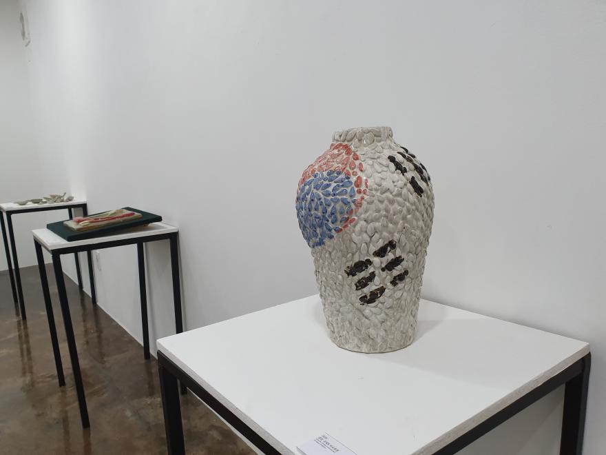 공주 이미정갤러리, '2020 공암 국제도자교류' 展 3