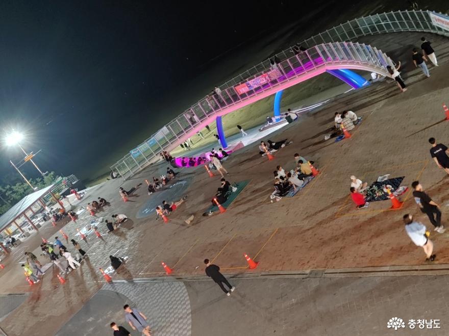 해수욕장 코로나19 차단 '업그레이드' 3