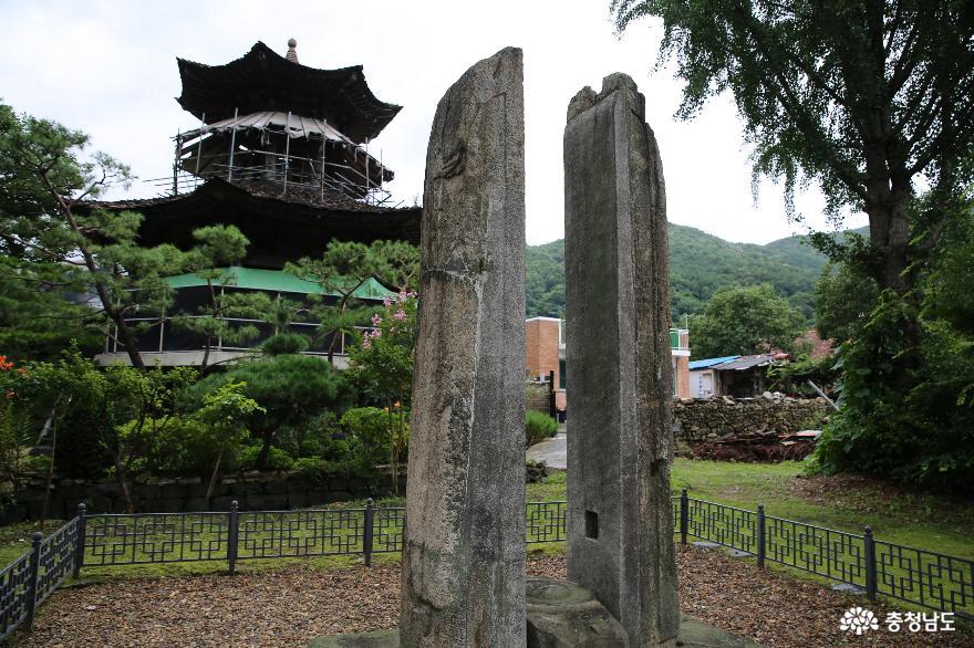 계곡 여행이 즐거운 충청남도 공주의 상하신리 마을 2