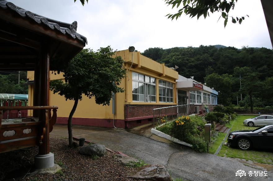 계곡 여행이 즐거운 충청남도 공주의 상하신리 마을 7