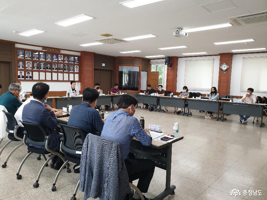 아산시, '도고권 활성화 방향 모색 세미나' 개최