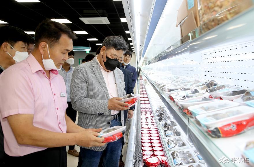 태안군, 전국 최초 농·수산물 통합 로컬푸드 직매장 '문 연다!' 1