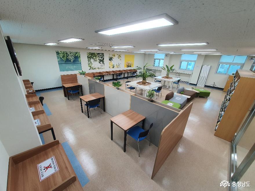 충남교육청, 철저한 방역...19개 공공도서관 확대 개방 운영