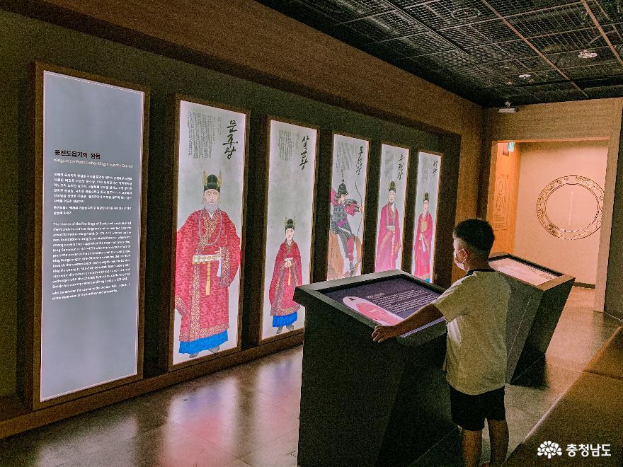 슬기로운 방학 생활, 백제로의 시간 여행 '웅진백제문화관' 5