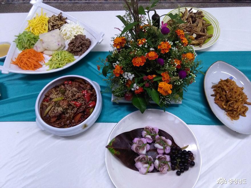 태안 우리음식연구회의 맛깔나는 생활 이야기
