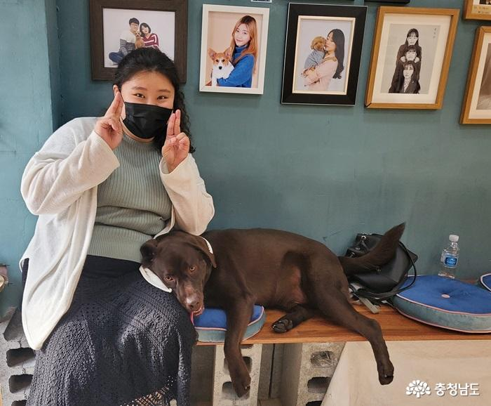 [이색직업 현장을 찾아] 청년사업가 전수빈 대표의 반려동물 스튜디오 '사파리사진관'