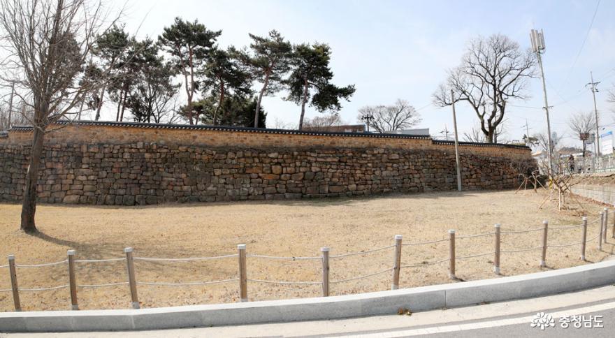 태안읍성, 충남도지정 기념물 제195호로 지정