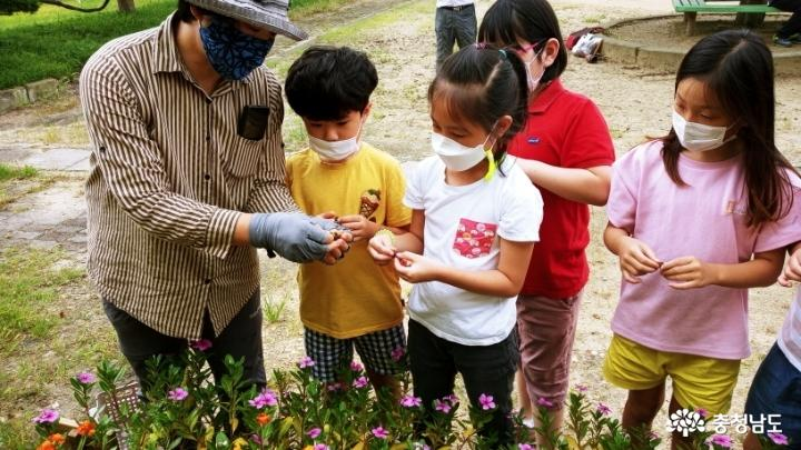 천의초 친구들이 어린이 농부가 되었어요