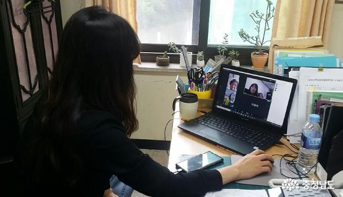 서부장애인복지관, 맞춤형 학습자료제공, 온라인 모니터링 진행
