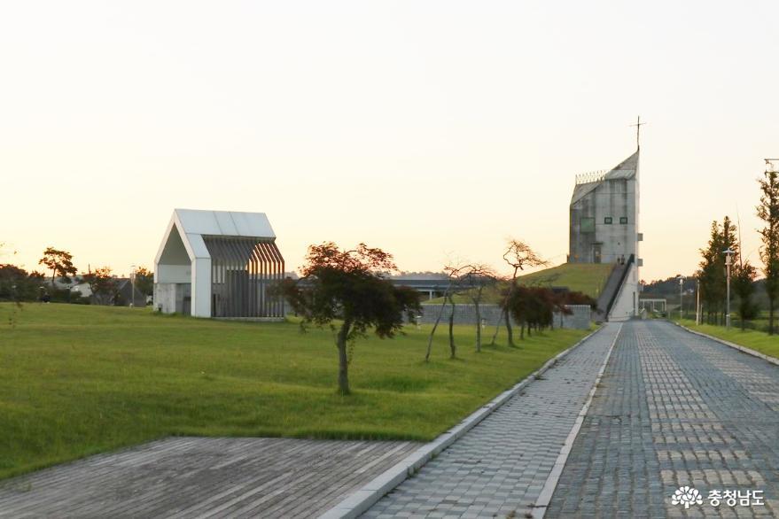 신리성지는 왜 '조선의 카타콤바'가 되었나 사진