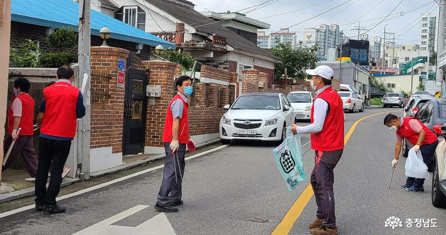 서산시, 읍내동 주민이 함께 만들어가는 도시재생사업 인기