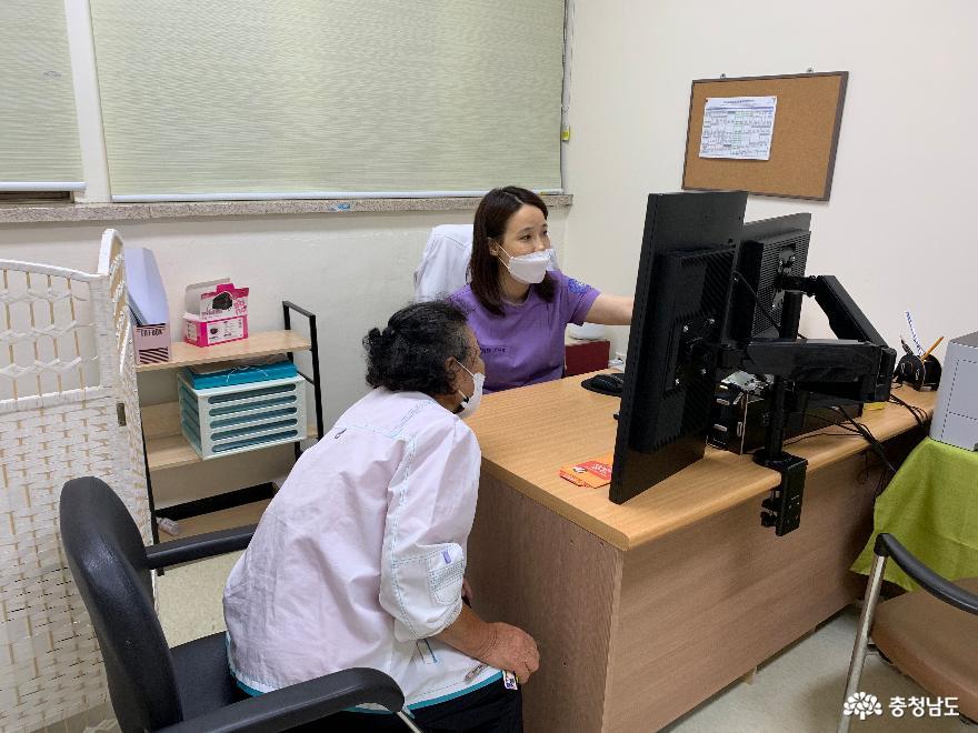 서산의료원, 지역 장애인을 위한 골밀도검사 지원