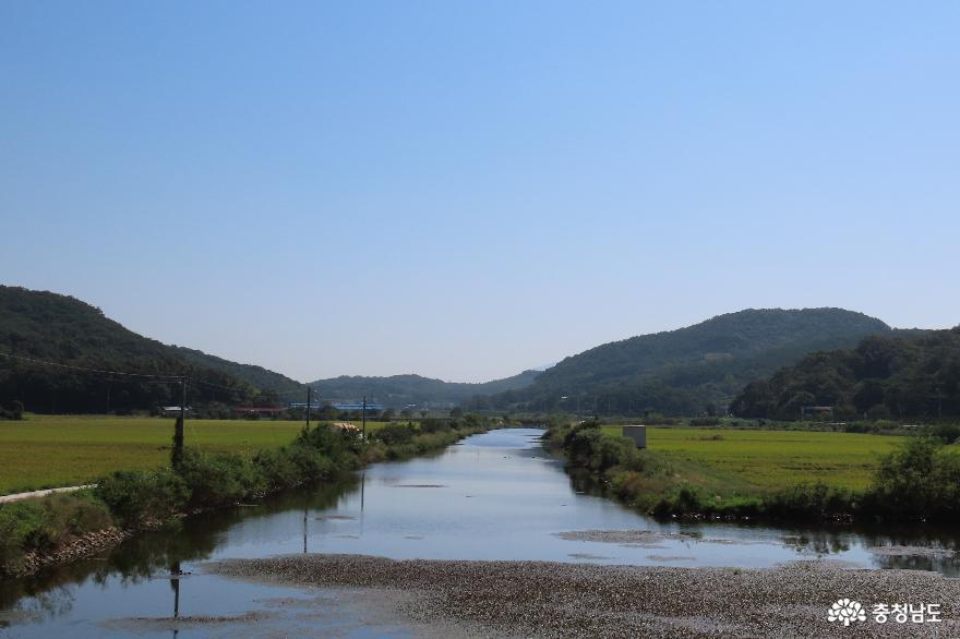 [통통충남]보령 천수만 농어촌테마공원 9월 풍경