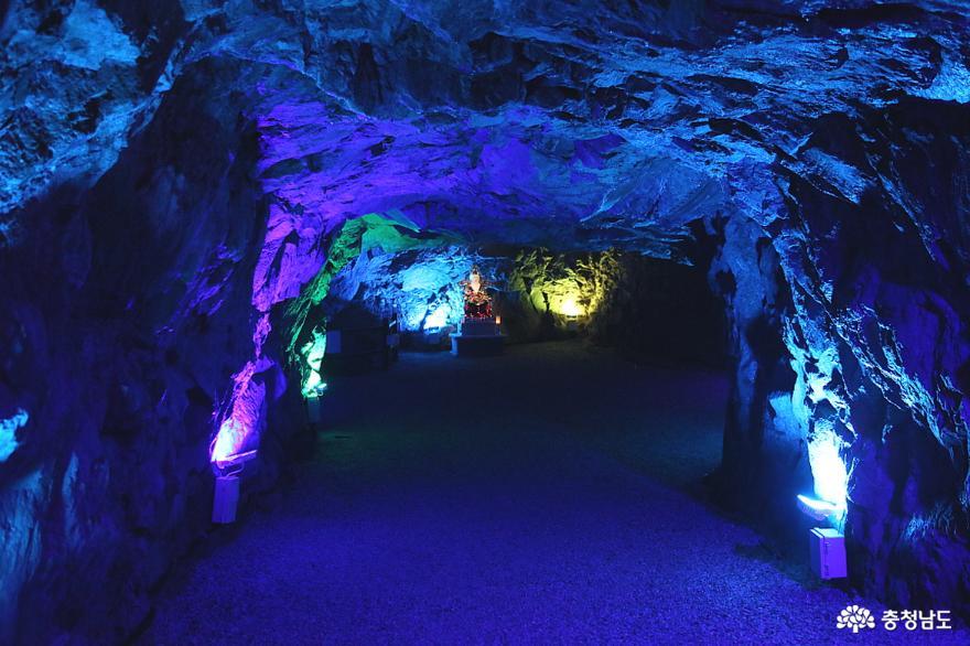 언택트(Untact) 여행, 동굴법당이 있는 논산 반야사(般若寺)