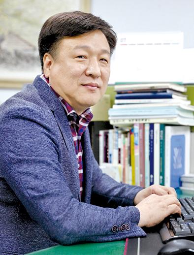 김남규 시인, 제27회 한성기문학상수상
