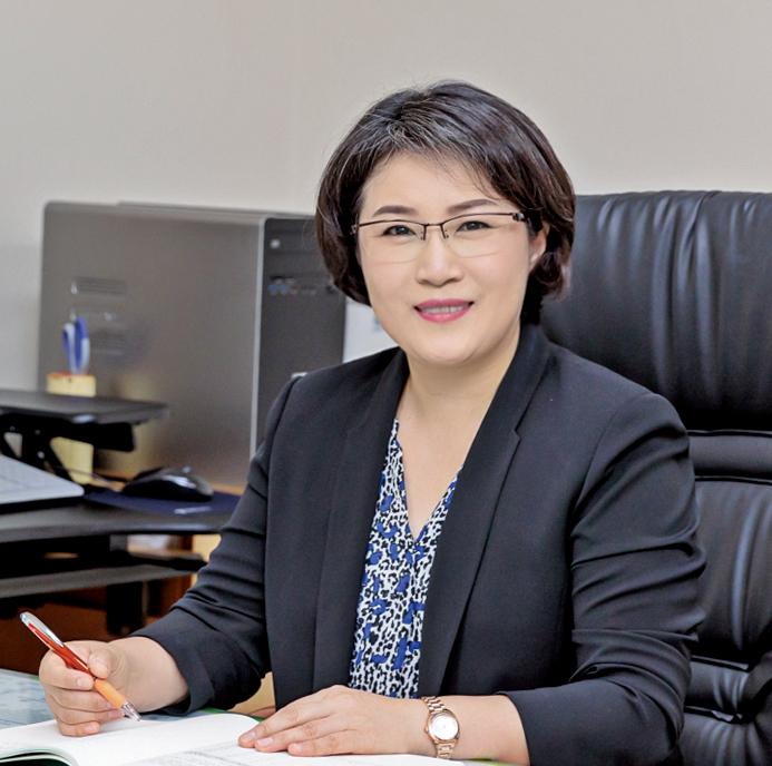 조양순 충남여성정책개발원장 취임