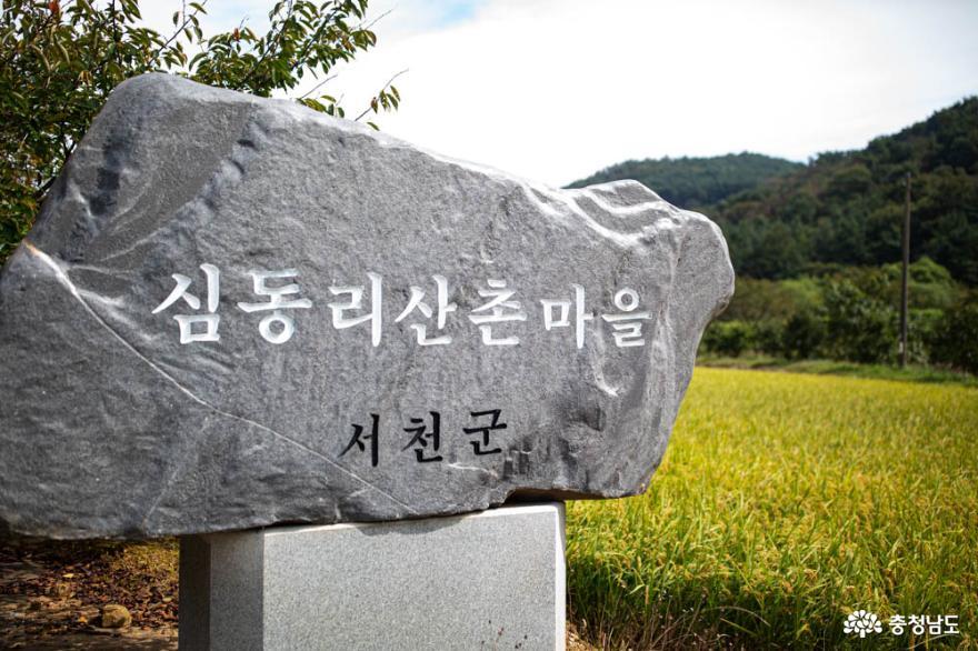 서천 판교면 꽃향마을, 함께 살아가기 위한 주민들의 좋은 결실