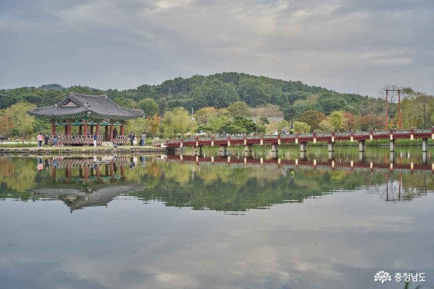 백제 무왕의 연못, 우리나라 최초의 인공연못 궁남지