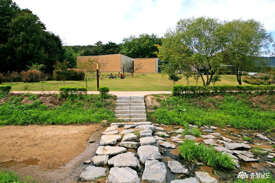 홍성 가을여행, 고암이응노생가기념관