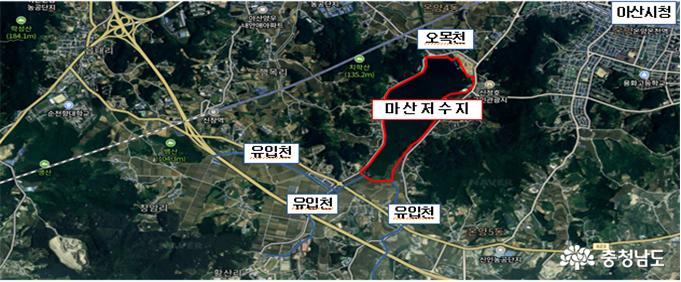 마산·잠홍·예당저수지, 중점관리저수지 지정 1