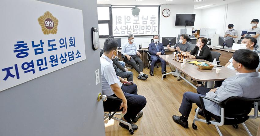 도의회 시군 지역민원상담소 16일부터 본격 운영