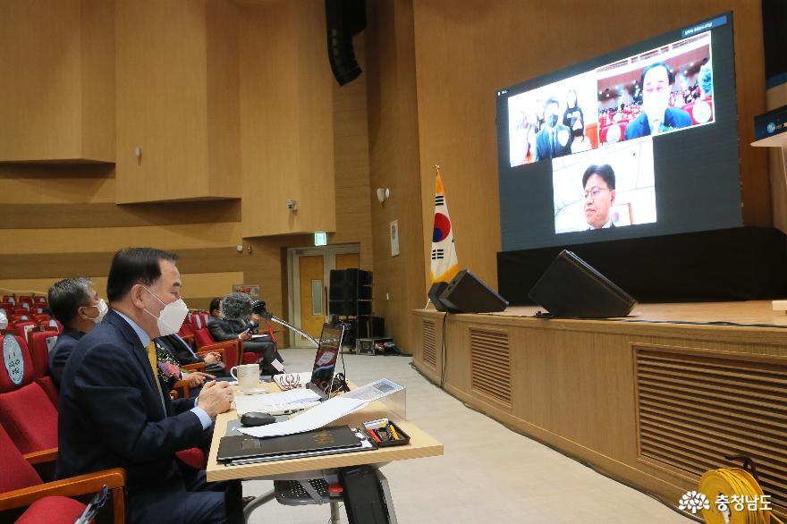 제11회 충남 과학창의축전 개최 사진
