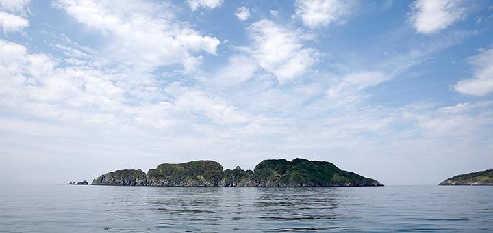 조용하고 아름다운 충남의 섬