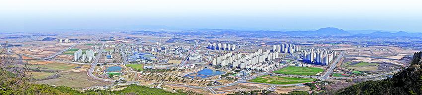 충남혁신도시 지정으로날개 단 내포신도시