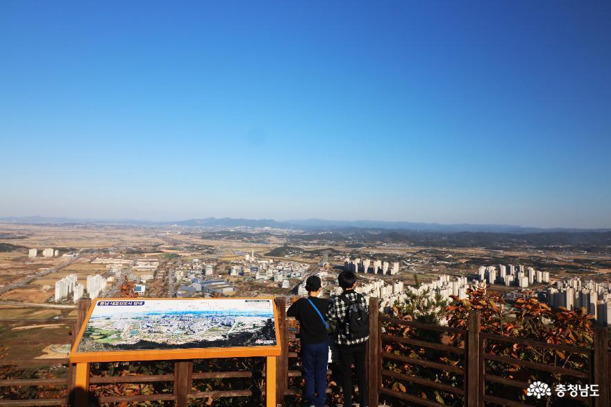 암릉산행의 즐거움이 가득한 용봉산! 사진