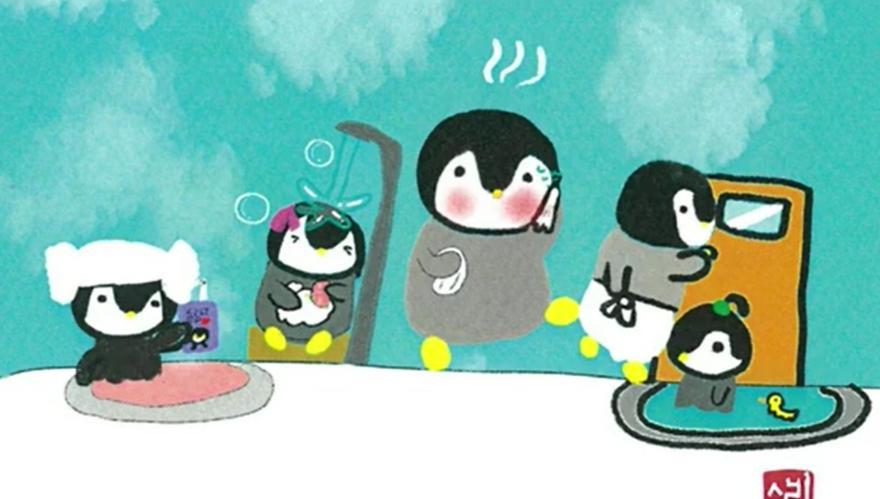 8살 어린이 장윤슬 작가의 그림 전시회