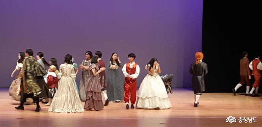 제22회 충남학생연극축제 지역별 연극·뮤지컬발표회