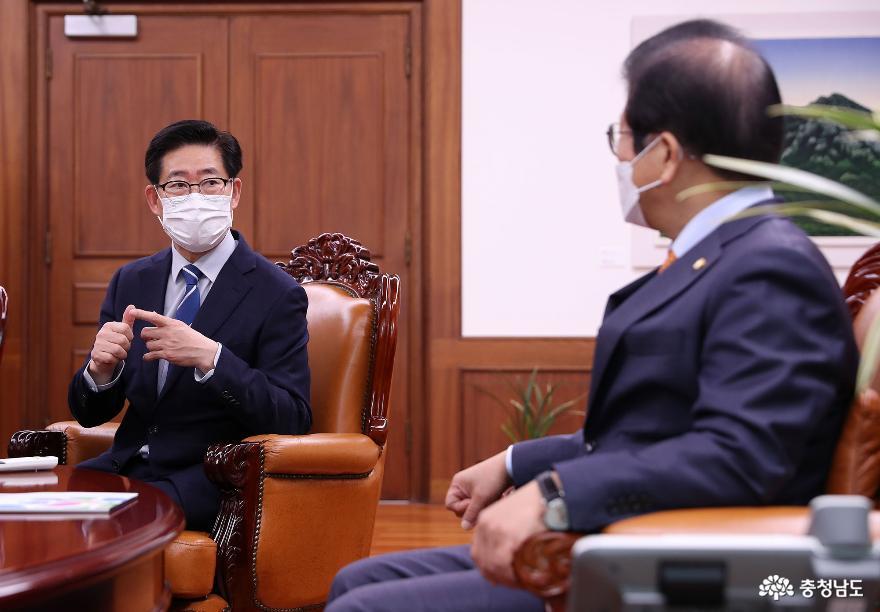 지역 현안 국비 확보 '행정력 집중' 1