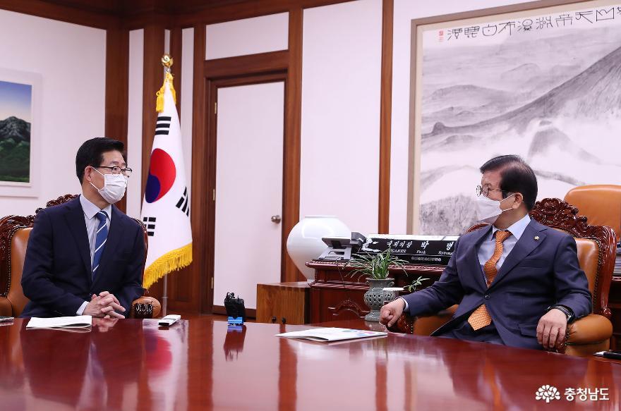 지역 현안 국비 확보 '행정력 집중' 2