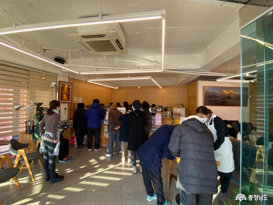 예산군청소년상담복지센터, 코로나19 극복 위한 일일카페 '달빛옥상' 운영