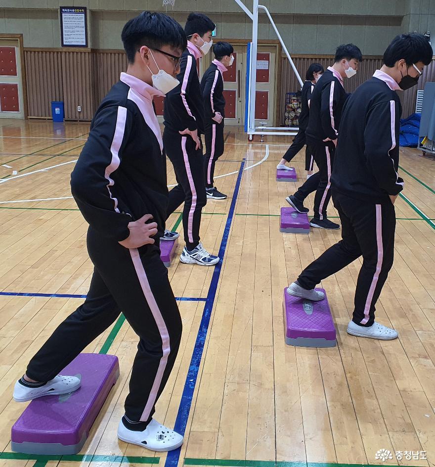 충남교육청, 겨울 [건강걷기365] 활성화 지원