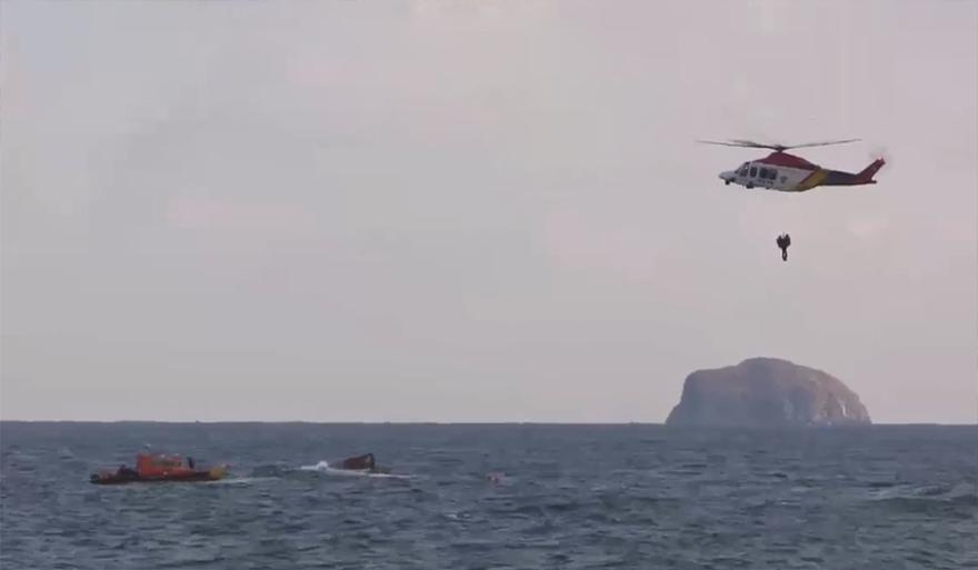 태안 우배도 인근해상에서 어선 전복사고… 선장 사망