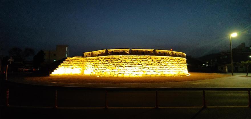 홍주읍성 반짝반짝 빛으로 물들다!