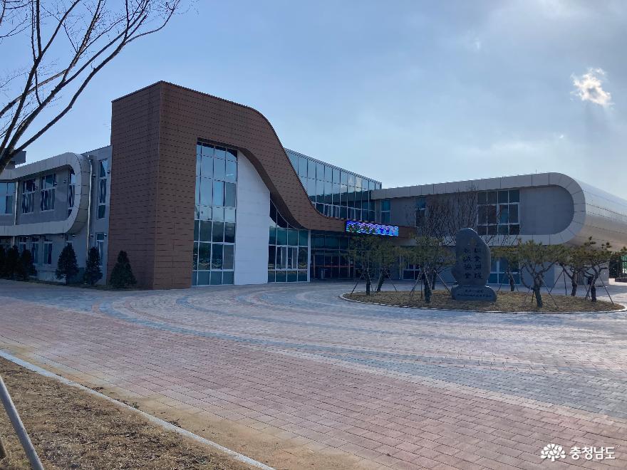 충남 정산중학교, 2020년도 대한민국 우수시설학교 대상 선정