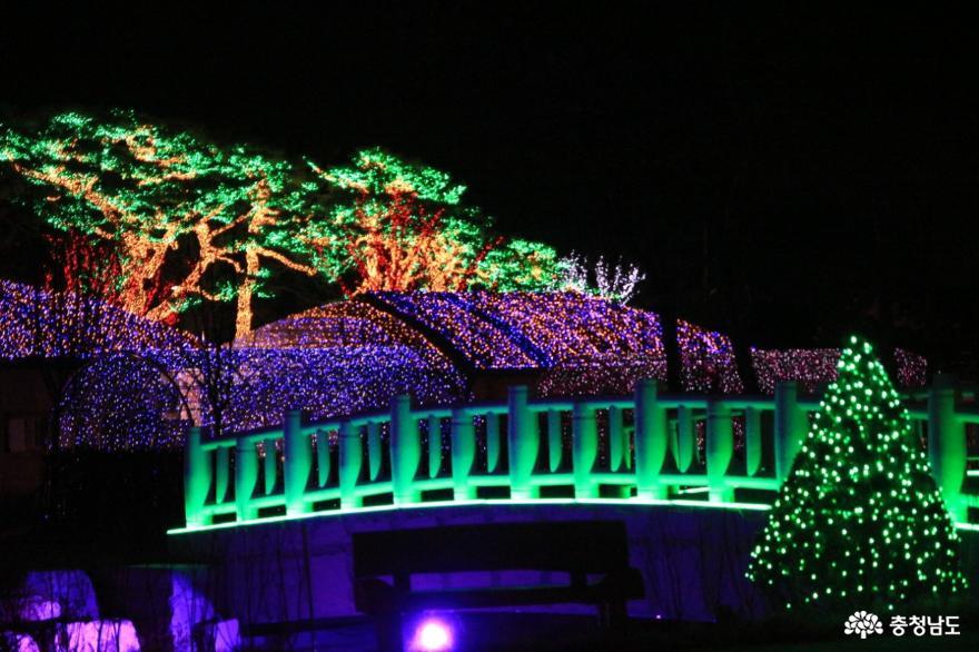 다시 반짝일 2021년을 기대하며 내포보부상촌의 겨울밤