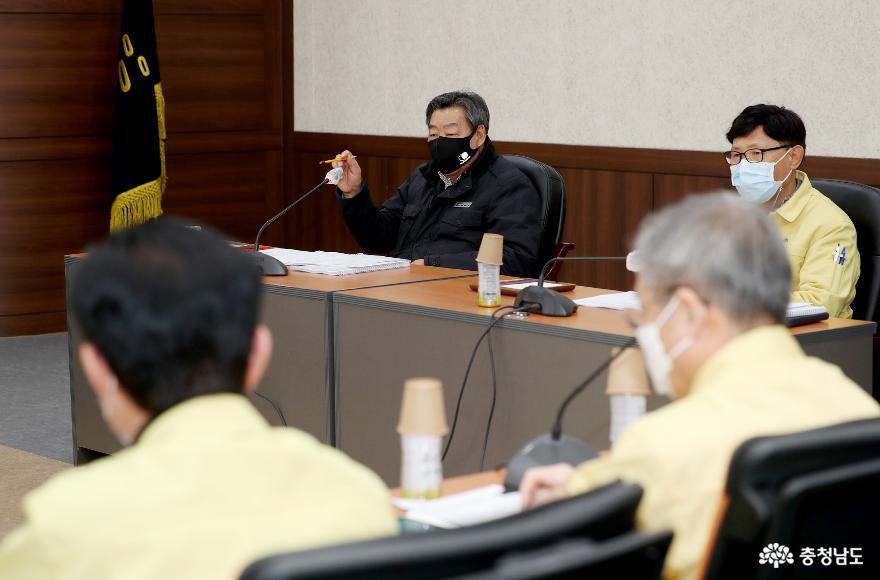 태안군 내년도 정부 예산 얼마나 확보 할 수 있을까?