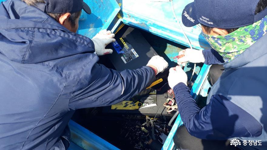 양식어가·어업인 대상…융자 및 기계 수리 지원