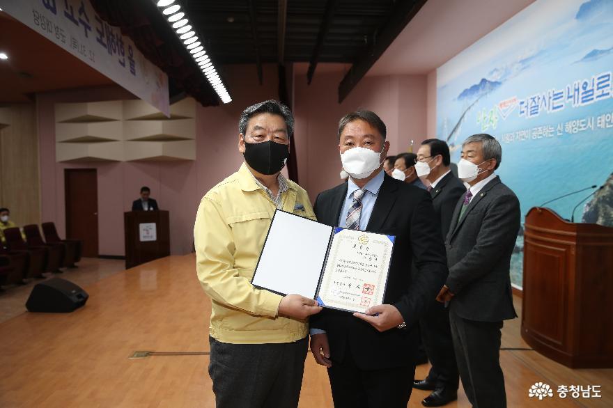 은창기 쌀전업농 사무국장, 국무총리표창 수상 영예