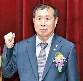 품목농업인 연구연합회장에 김영환 씨