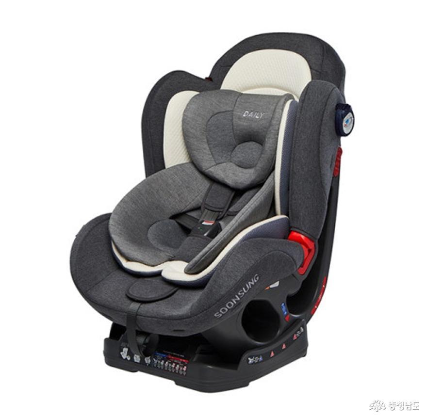 청양군, 영유아 교통안전용품 지원 확대