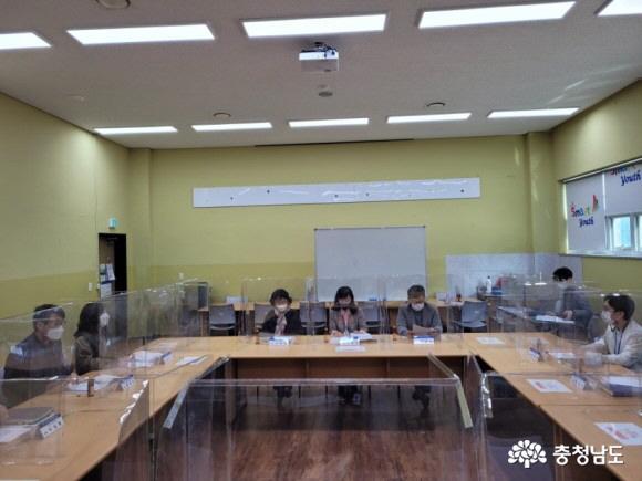 아산시, 상반기 경로당 프로그램 연계기관 협업 회의 개최