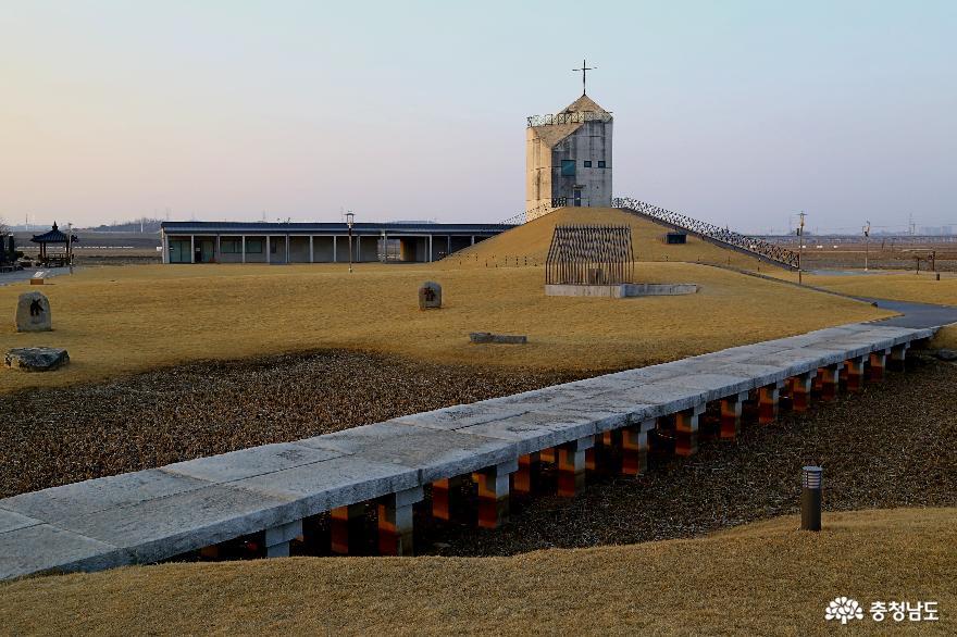 내포지역 다블뤼주교유적지 당진 신리성지와 합덕성당