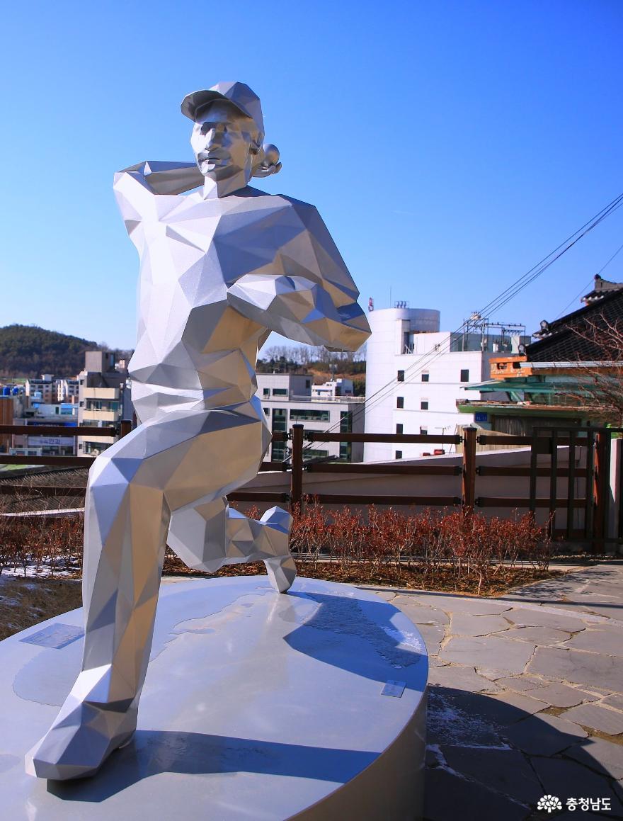 야구 레전드 박찬호 기념관을 가다