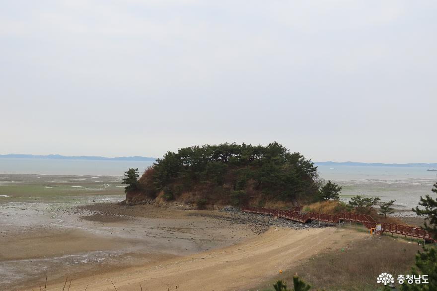 홍성 천수만 기행, 속동전망대