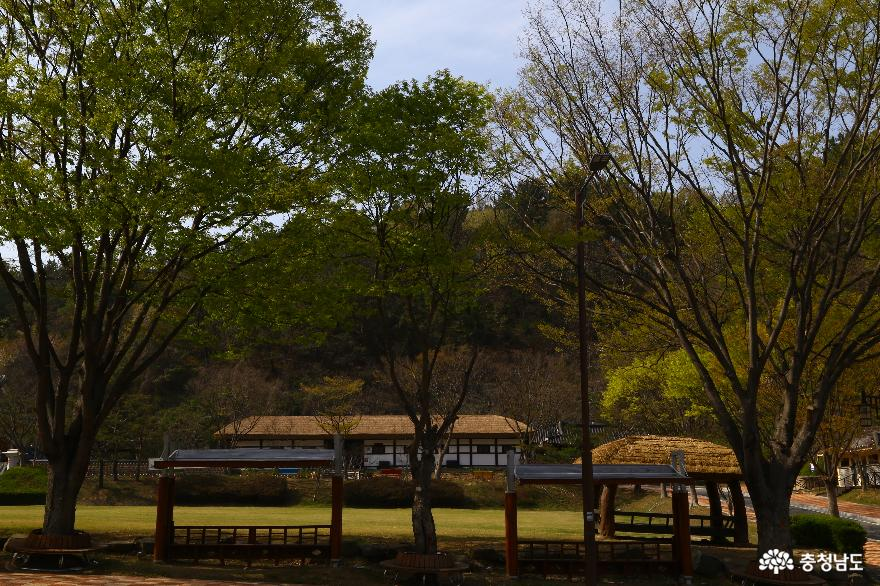 1500년 전통 천연섬유 서천 한산모시마을 모시전시관